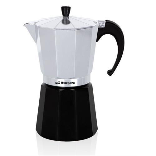 Cafeteira Orbegoz. 2chav. Alumin-kfm230