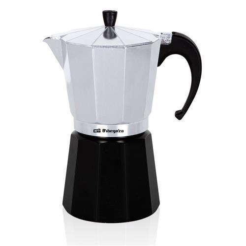 Cafeteira Orbegoz. 3chav. Alumin-kfm330