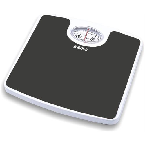 Bal. Wc Haeger Mec. 130kg. Preta-classic