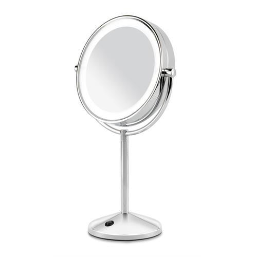 Espelho Babylis. Maquilhag. 2lados-9436e