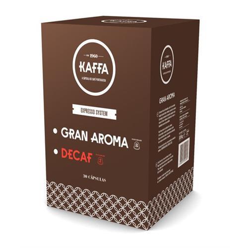 30caps Kaffa -e. Cap Gran Aroma