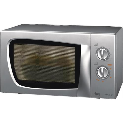 M. O Teka 20l. 800w+grill -mw20bfsilv