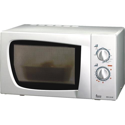 M. O Teka 20l. 800w+grill-mw20bfbranc