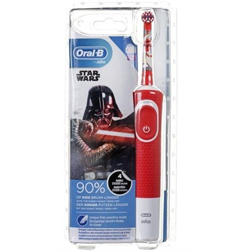 Esc. Dentes Braun -stages Starwars