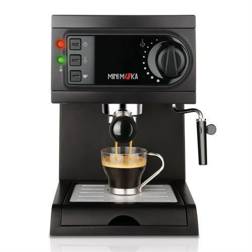 M. Cafe Mini Mo. Exp. 1050w. -cm1622black