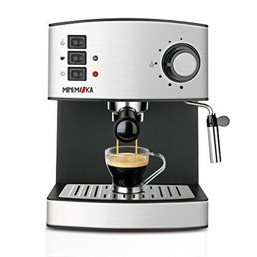M. Cafe Mini Mo. Exp. 850w. 15bar. -cm1821