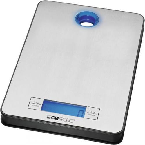 Bal. Coz Clatron. Dig. 5kg. Inox -kw3412