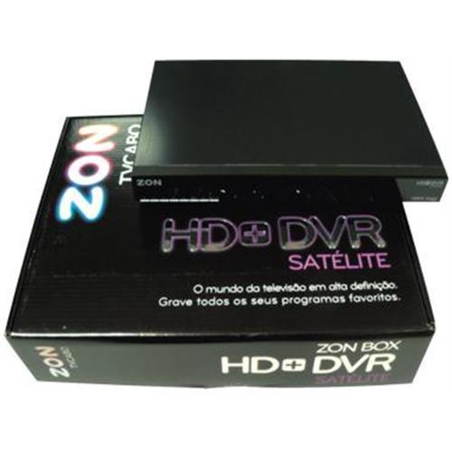 Nos . Box Hd+ C / Dvr Satelite