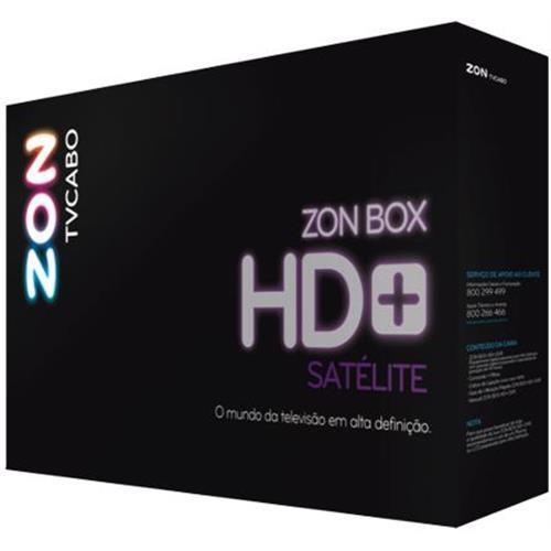 Nos . Box Hd+ S / Dvr Satelite